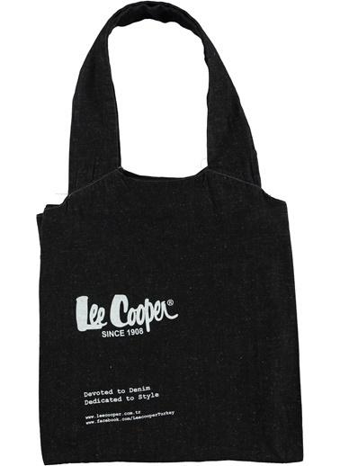 Lee Cooper Omuz Çantası Antrasit